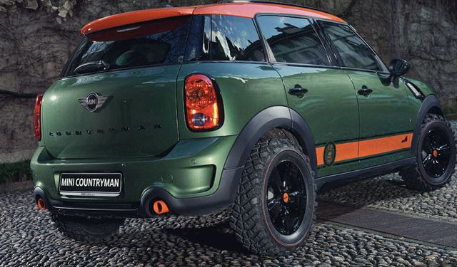 Off Road Tires >> Mini | NTP - Eibach Bilstein Italia